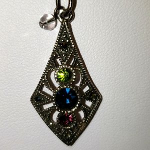 Unsure about pendant, chain from JC Penney